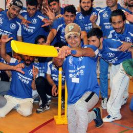 Arnsberg Cricket-Mannschaft. Foto: Thora Meißner