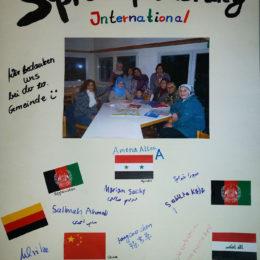 Sprachförderung International. Foto: Gemeinde Bietigheim