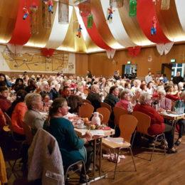 Begegnungsfest 2017 Nörvenich-Saal. Foto: Claudia Berschbach / Pressestelle des Kreises Düren