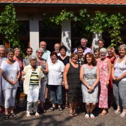 Ehrenamtliche im Projekt. Foto: Claudia Berschbach / Pressestelle des Kreises Düren