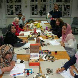 Foto: Barbara Heddendorp / Seniorenbüro Hanau