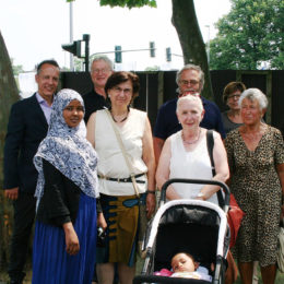Hanau. Foto: Barbara Heddendorp / Seniorenbüro Hanau
