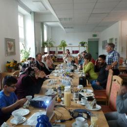 Foto: Frau Thiel (SeniorTrainer Seniorenbüro e.V. Neubrandenburg)